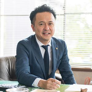 代表取締役社長 神代 晃嗣